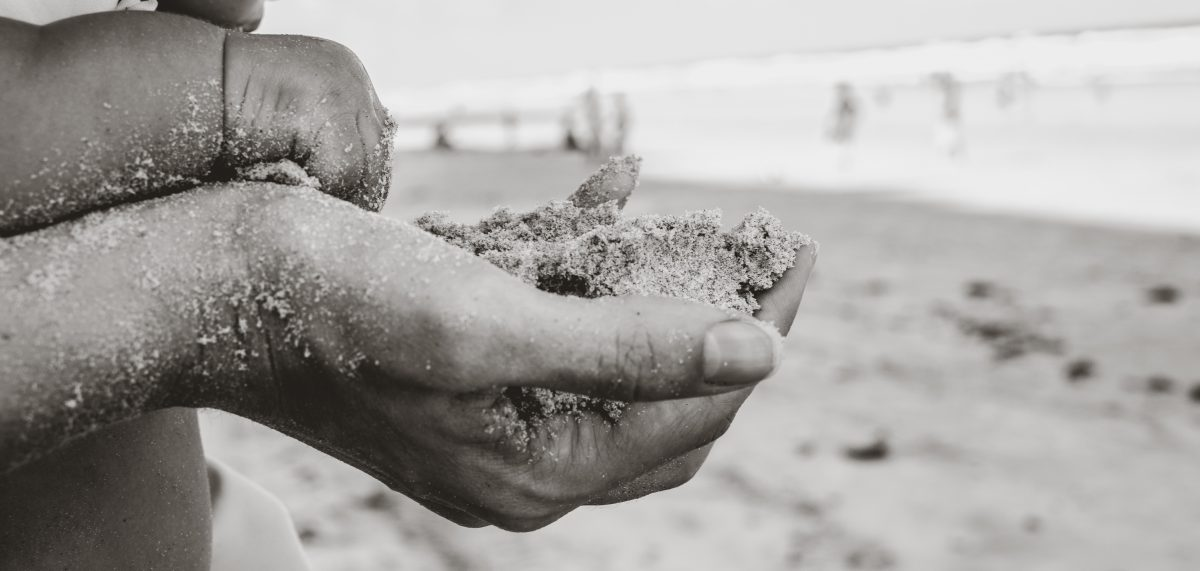 A Handful of Sand